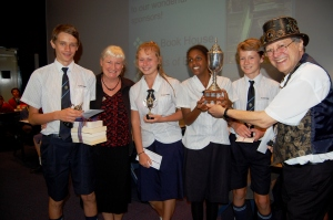 St John's and Ann-Maree winners